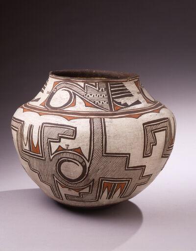 Unknown Zuni Artist, 'Water Jar; New Mexico', ca. 1890