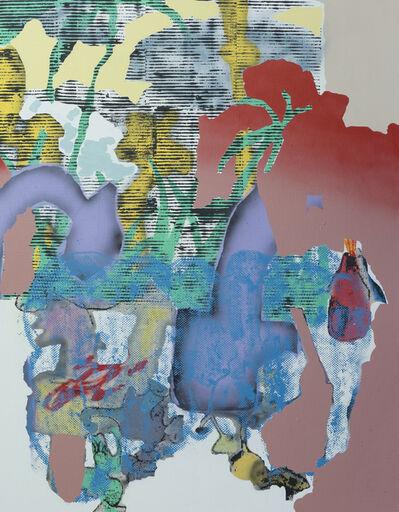 Antwan Horfee, 'Fish those hammers', 2018