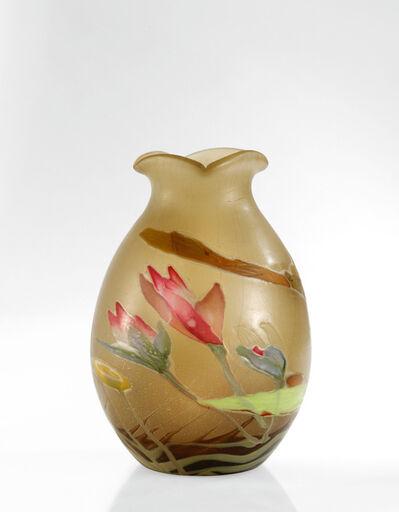 "Emile Gallé, '""Nénuphars"" Vase', circa 1900"
