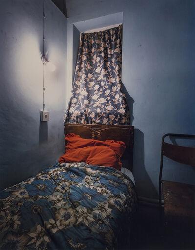 Paul Graham, 'Drivers' Bedroom, Newcastle upon Tyne', 1982