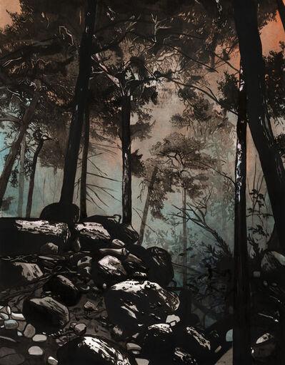 Sebastian Nebe, 'Kiefernwald', 2015