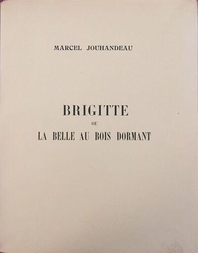 Marie Laurencin, 'Brigitte ou la Belle au Bois Dormant', 1917