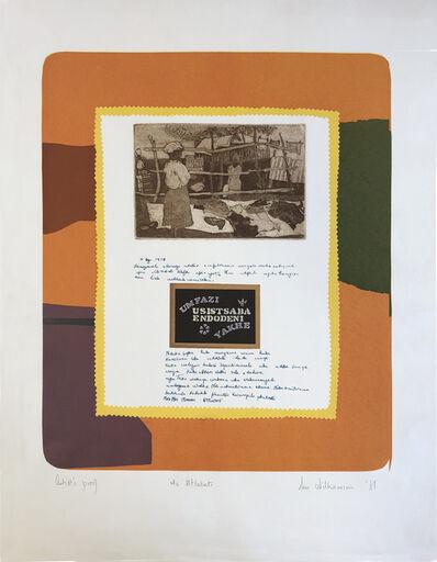 Sue Williamson, 'Mrs. Ntlabati', 1981