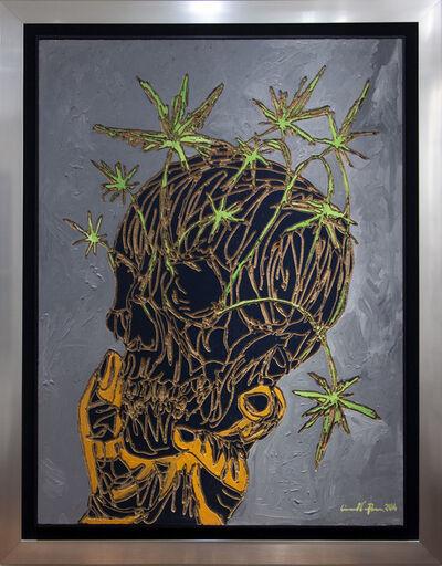 Emiliano Gironella Parra, 'La muerte y la marihuana', 2018