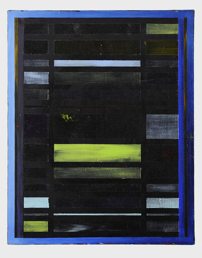 Sam Schoenbaum, 'manhattan', ca. 1992
