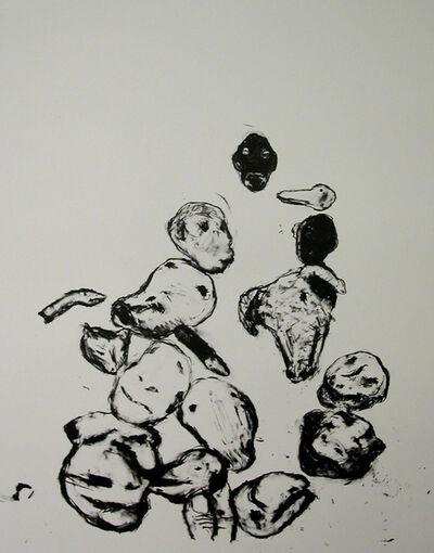 Susan Rothenberg, 'Group', 2003