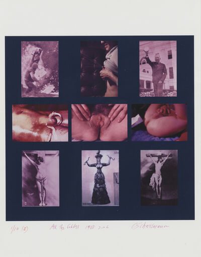 Carolee Schneemann, 'Ask the Goddess II ', 1988-2006