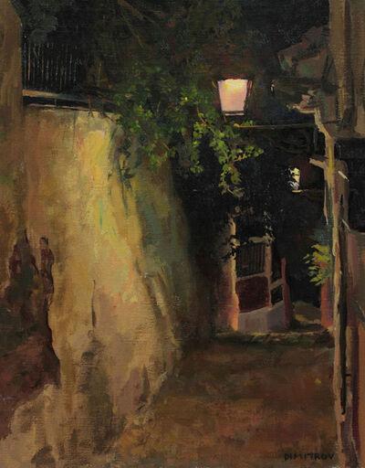 Martin Dimitrov, 'Alley in Granada', 2017