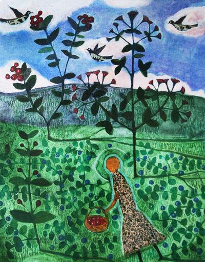 Donald Saaf, 'The Herb Garden'