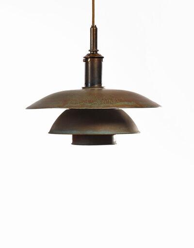 Poul Henningsen, 'Pendant Lamp, Shade PH 4/4', circa 1928