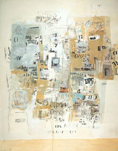 Sarah Grilo, 'Terminan las tensiones', 1972