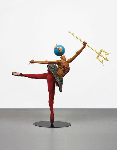 Yinka Shonibare CBE, 'Ballet God (Poseidon)', 2015