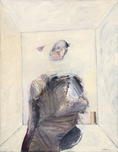Nathan Joseph Roderick Oliveira, 'Seated Man in Room', 1969