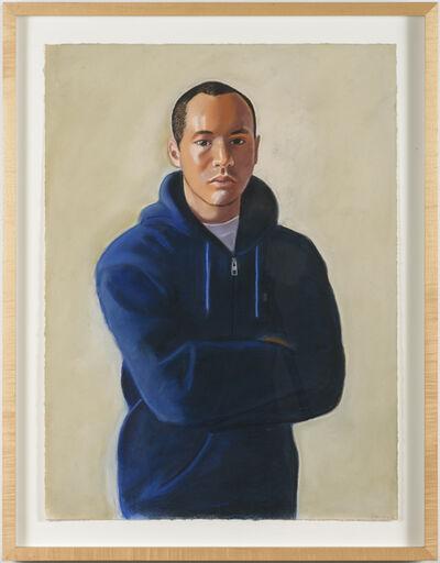 Dan McCleary, 'Wilbur Urbina in Blue Jacket', 2002