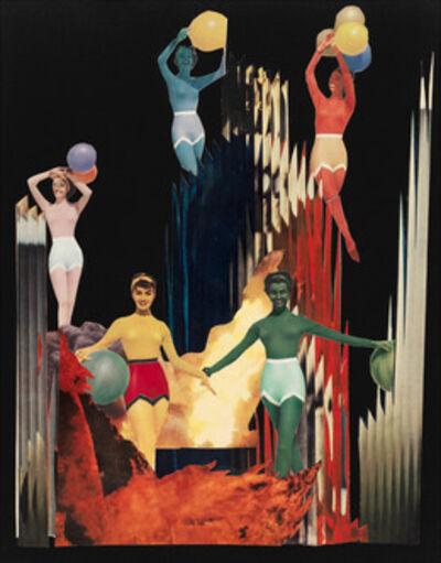Marcel Dzama, 'Welcome to the Weimar republic', 2013