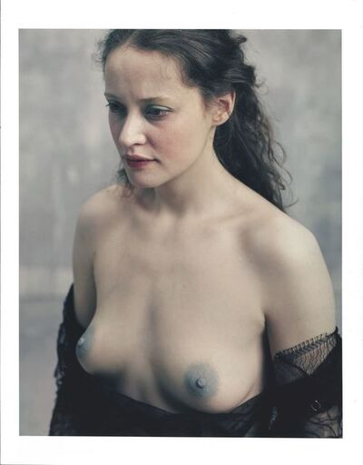 "Bettina Rheims, '""Héroïnes"" Leatizia Venezia, Polaroid No 2, Février 2005, Paris', 2005"