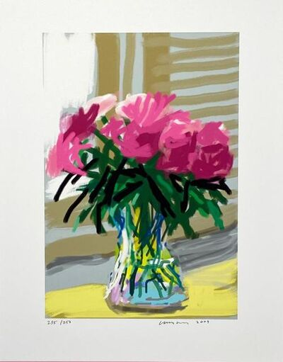 David Hockney, 'My Window, Art Edition 535', 2010