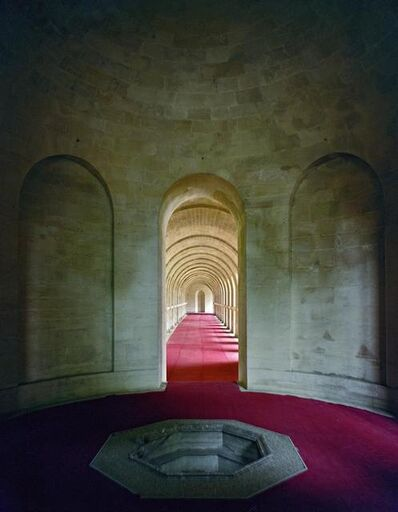 Robert Polidori, 'Interieur de L'Orangerie', 1984