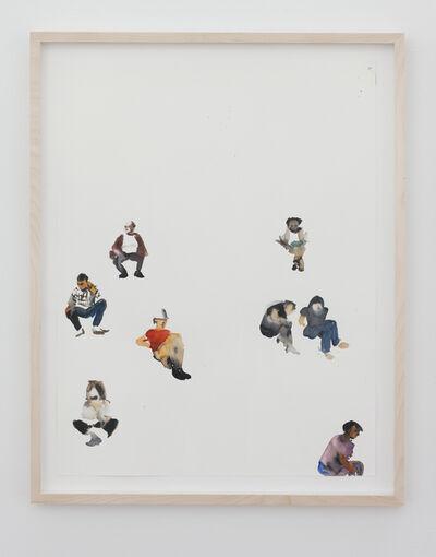 Anna Bjerger, 'Steps', 2015