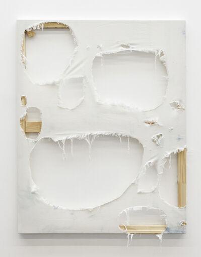 Valentina Liernur, 'Interior de jean lavado', 2015