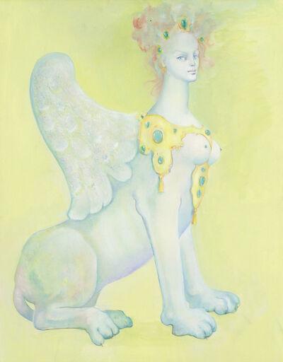 Leonor Fini, 'Sphinx Ariene', ca. 1970