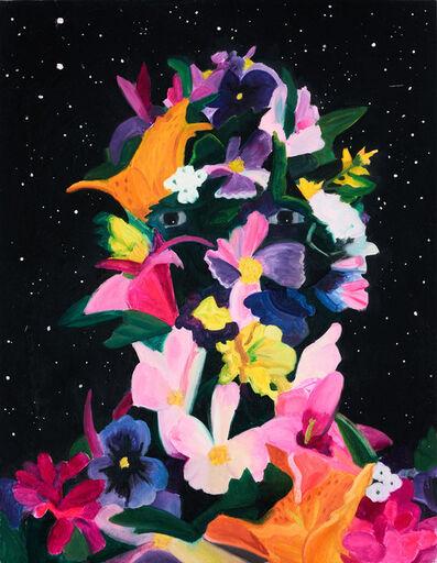 Erika Hess, 'Flowerhead 1', 2019