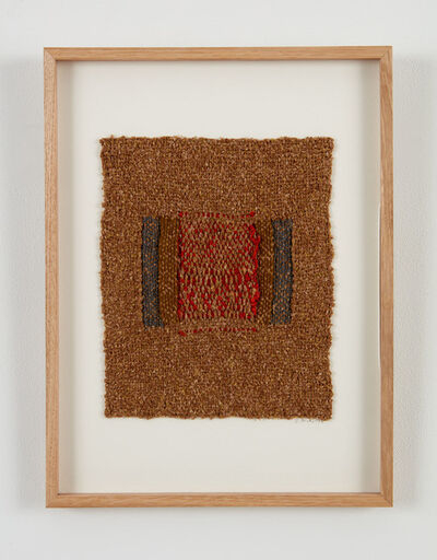 Sheila Hicks, 'Settled Solidly', 2017
