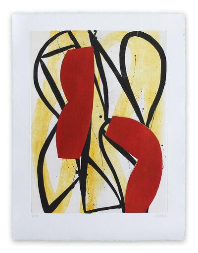 Alain Clément, '13F2G-2013 (Abstract print)', 2013
