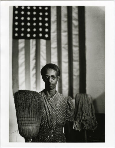 Gordon Parks, 'American Gothic, Washington, DC', 1942285