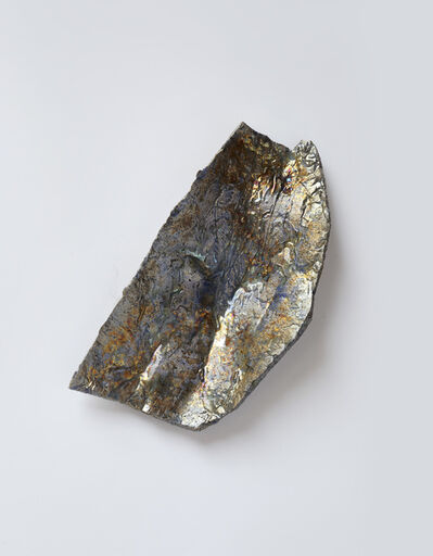 Boldizsar Szenteczki, 'Tormented plate', 2017