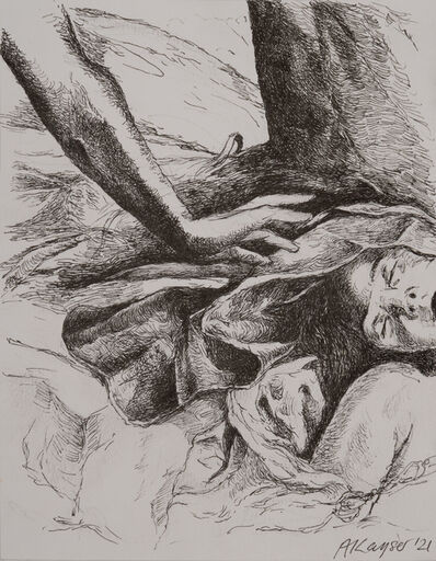 Andrew Kayser, 'Sketch 08', 2021