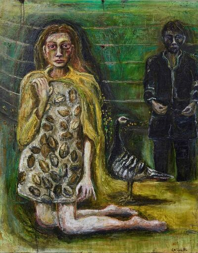 Rebecca Swainston, 'Barnacle ', 2018