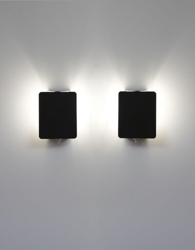 Charlotte Perriand, 'Pair of wall lights', 1967