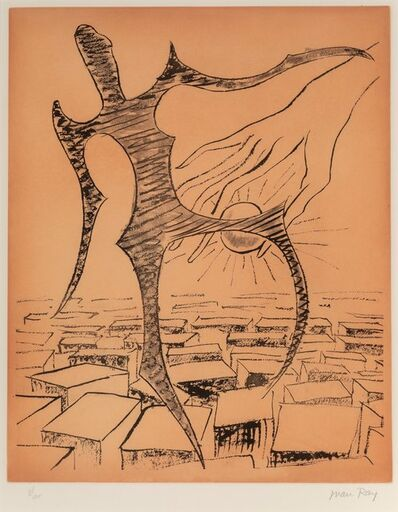 Man Ray, 'Rebus', circa 1972