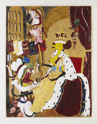 Andrew Gilbert, 'The Coronation of Queen Andrew', 2013