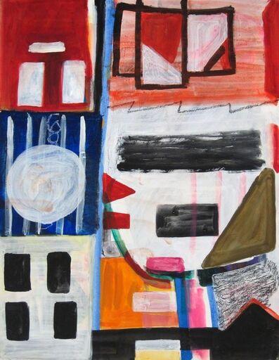 Shirley Jaffe, 'Untitled #52'