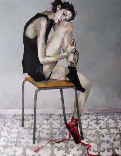 Ingebjorg Stoyva, 'De røde sko', 2019