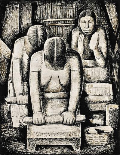 Alfredo Ramos Martínez, 'Las Tortilleras', ca. 1938