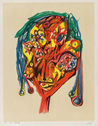 Roberto Matta, 'D'Yeux', 1979