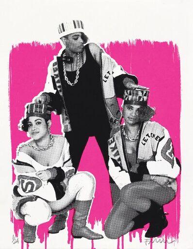 Janette Beckman, 'Legends of Hip Hop - Salt N' Peppa, New York City, 1987 (FRAMED)', 2017