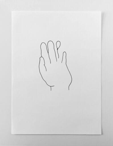Alan Sierra, 'Untitled (Mano y globo)', 2019