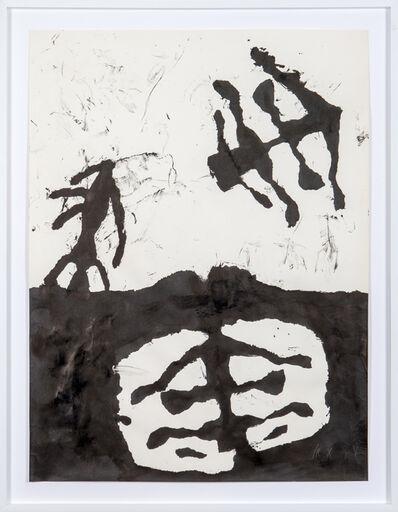 Ursula Sax, 'O.T. (Tuschezeichnung/-malerei)', 1995