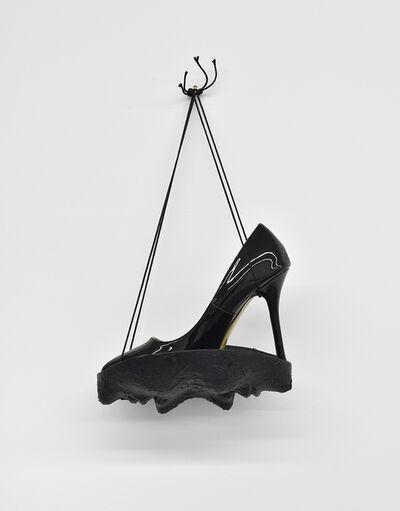 Annette Messager, 'La Chaussure à double visage (The Two-Faced Shoe)', 2016