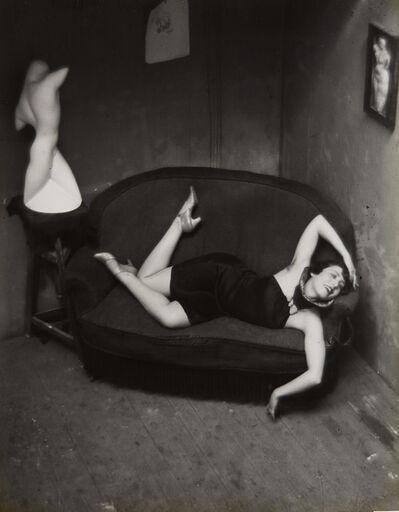 André Kertész, 'Satiric Dancer, Paris', 1926