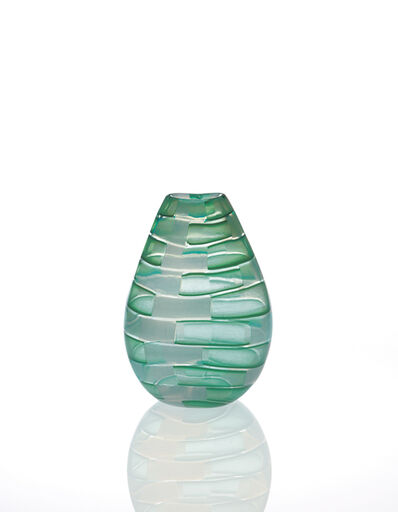 Ercole Barovier, 'Pezzato vase', ca. 1956