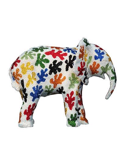 Metis Atash, 'Elephant Sweet Love III', 2021