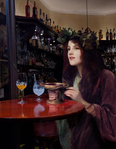 Alexey Kondakov, 'Beatrice Offor - «Circe». Roma, Bar.', 2019