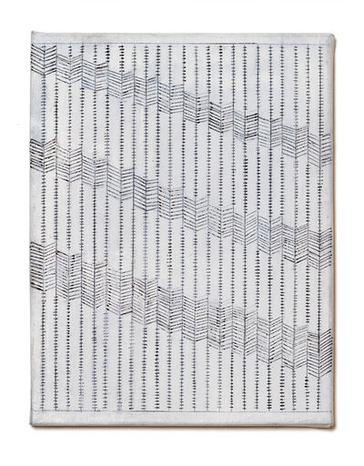 Adia Wahid, 'Black Over White III', 2015