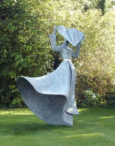 Philip Jackson, 'Gale Force Nun II'