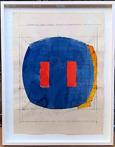 Ron Gorchov, 'Gallery Portfolio Project', 1978